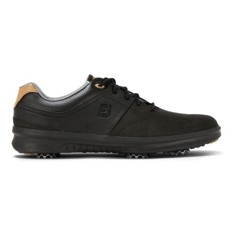 FootJoy Contour Golf Shoes #54194 Black