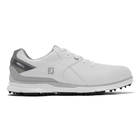 FootJoy Pro SL Golf Shoes #53804 White