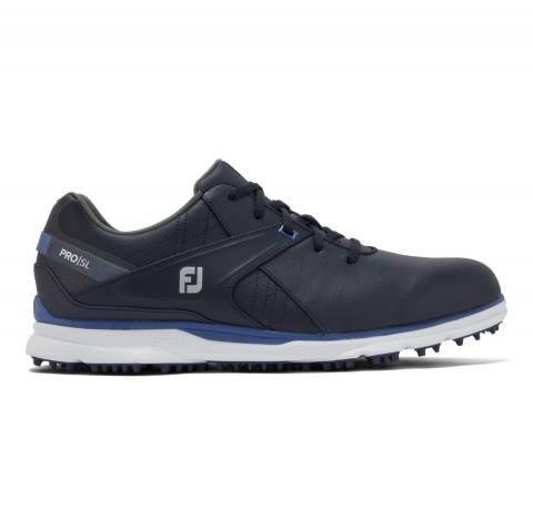 FootJoy Pro SL Golf Shoes #53812 Navy/Light Blue