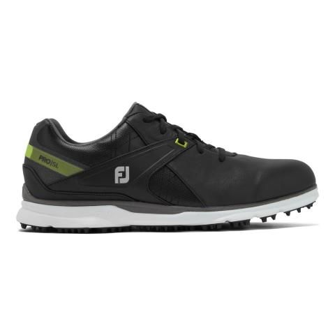 FootJoy Pro SL Golf Shoes #53813 Black/Lime
