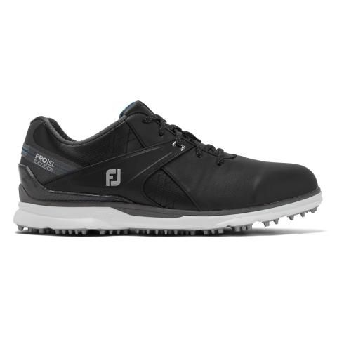 FootJoy Pro SL Carbon Golf Shoes #53108 Black