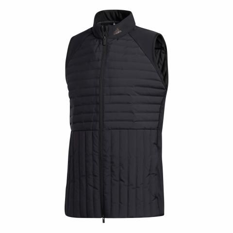 adidas Frostguard Full Zip Windproof Vest Black