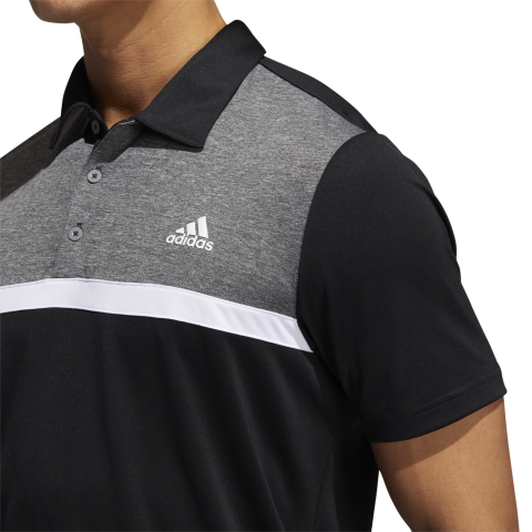 adidas Colour Block Polo Shirt