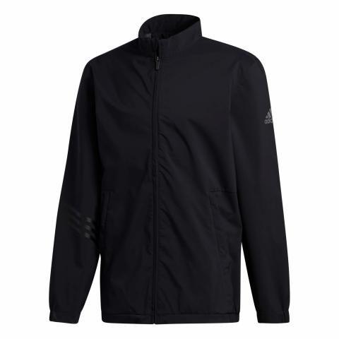 adidas Provisional Rain Jacket Black