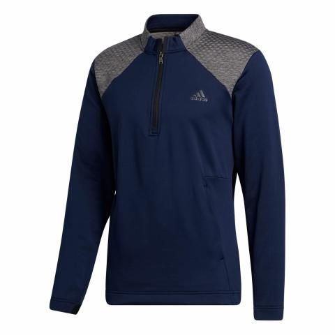adidas COLD.RDY Zip Neck Golf Sweater
