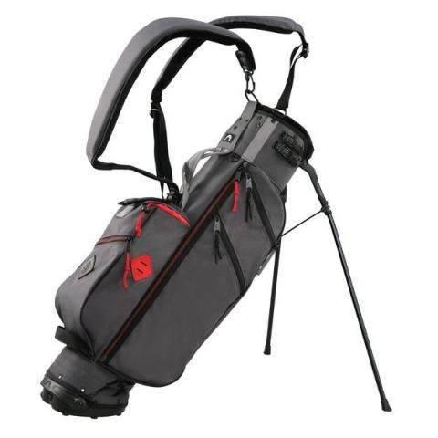 Jones Golf Bags Utility Stand Bag Slate Grey