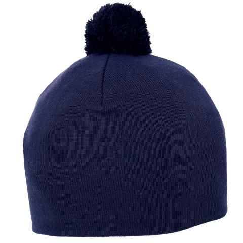 Galvin Green Lemmy Interface-1 Knitted Bobble Hat Navy