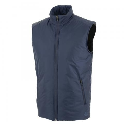 Galvin Green Les Interface-1 Full Zip Bodywarmer Navy