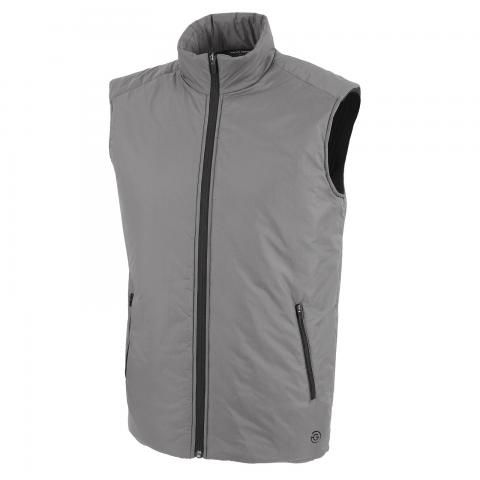 Galvin Green Les Interface-1 Full Zip Bodywarmer Sharkskin