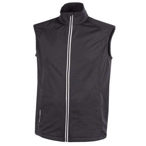 Galvin Green Lionel Interface-1 Full Zip Bodywarmer Black