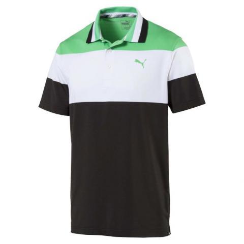 Puma Nineties Polo Shirt Irish Green