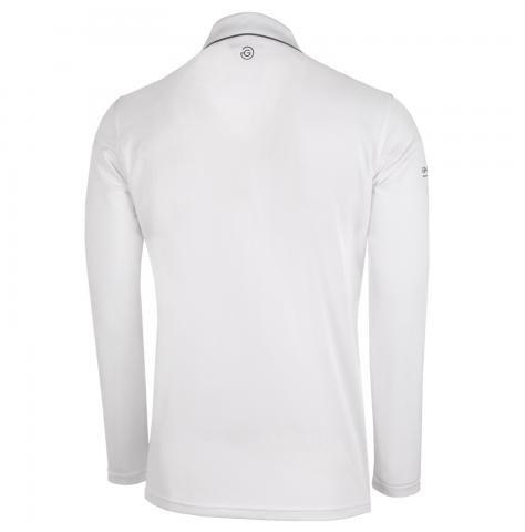 Galvin Green Marc Ventil8 Plus Long Sleeve Polo Shirt