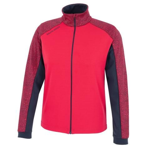 Galvin Green Rick Junior Insula Jacket Red/Navy