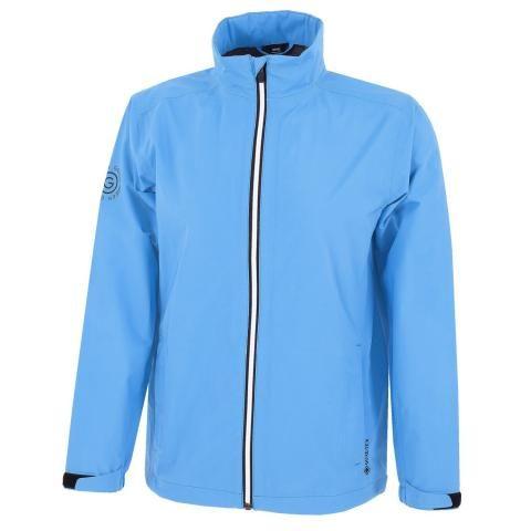 Galvin Green River Gore-Tex Paclite Junior Waterproof Golf Jacket Blue/Black