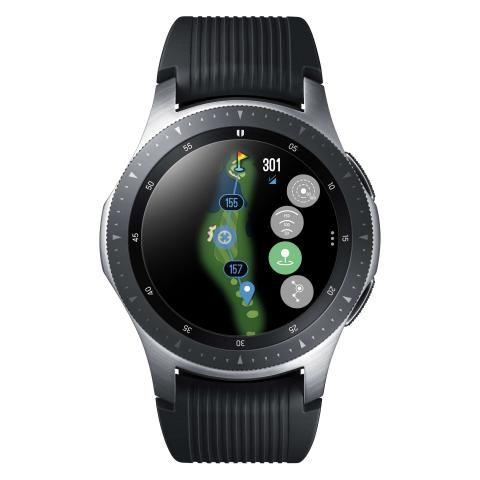 Samsung Galaxy Watch Golf Edition 46mm / Silver/Black