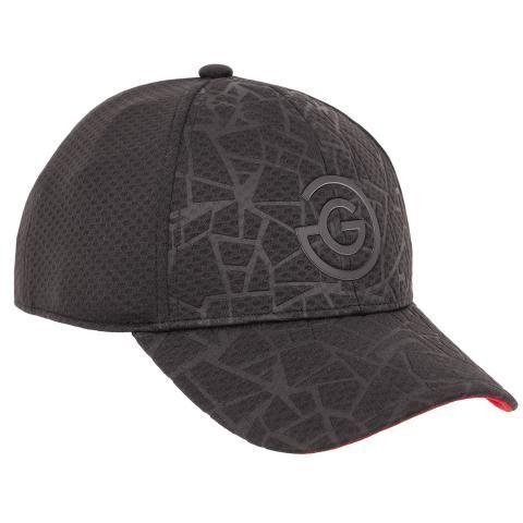 Galvin Green Sway Baseball Cap Black/Red