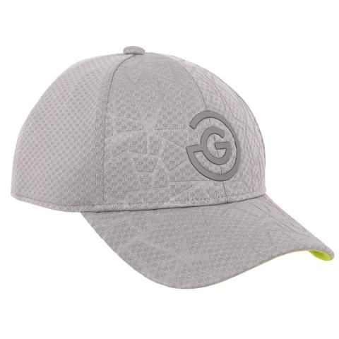 Galvin Green Sway Baseball Cap Sharkskin/Lime