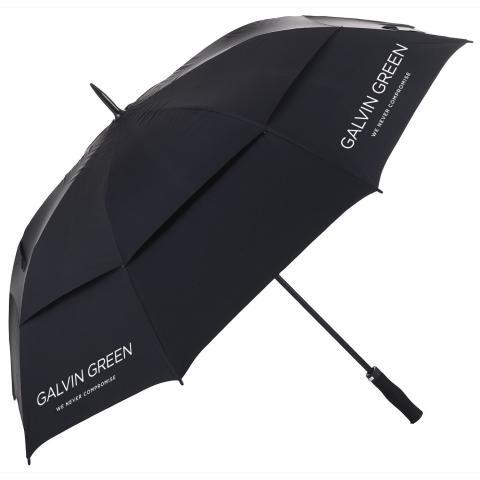 Galvin Green Tromb Double Canopy Umbrella Black/Silver
