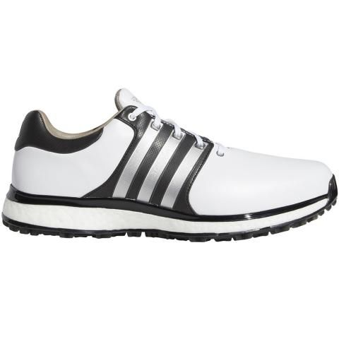 adidas Tour360 XT SL Golf Shoes Cloud White/Matte Silver/Core Black