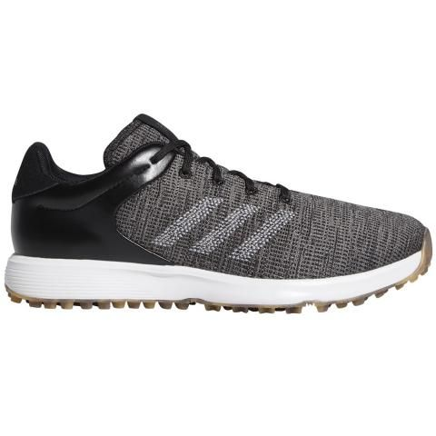 adidas S2G Golf Shoes Core Black/Grey Three/Grey Four