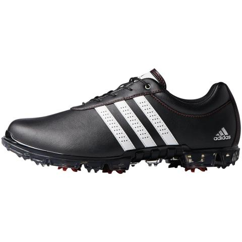 43403253da4 adidas adipure Flex Golf Shoes Core Black White Power Red ...