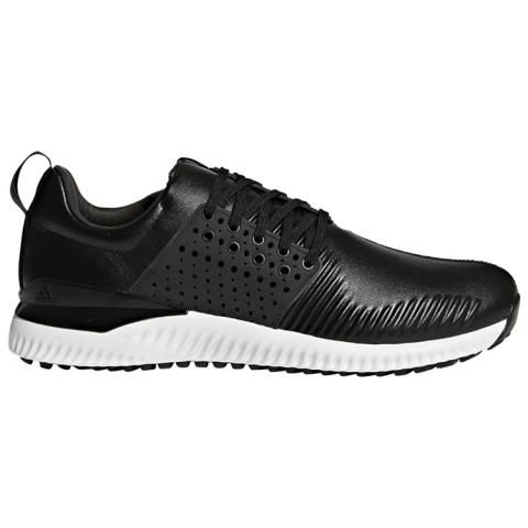 20ecf2b626e adidas adicross Bounce Leather Golf Shoes Core Black White