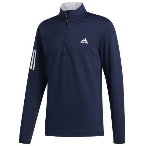 adidas 3-Striped Midweight Layering Sweater