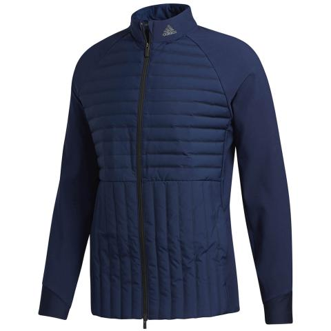 adidas Frostguard Full Zip Insulated Golf Jacket Collegiate Navy