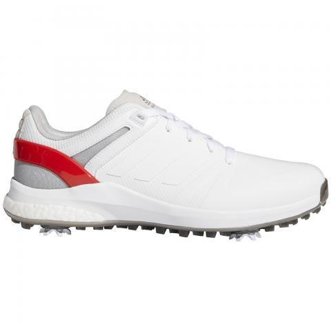 adidas EQT Golf Shoes White/Vivid Red