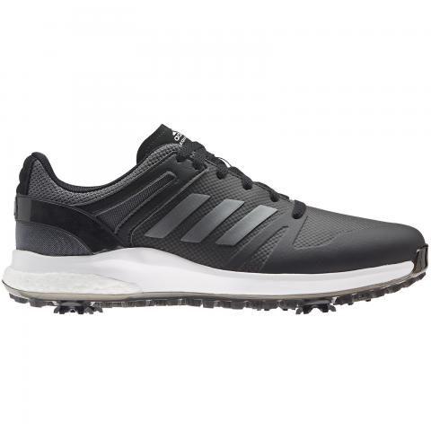 adidas EQT Golf Shoes Core Black/Dark Silver Metallic/Grey Six