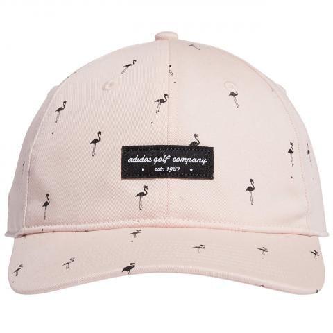 adidas Flamingo Print Snapback Baseball Cap