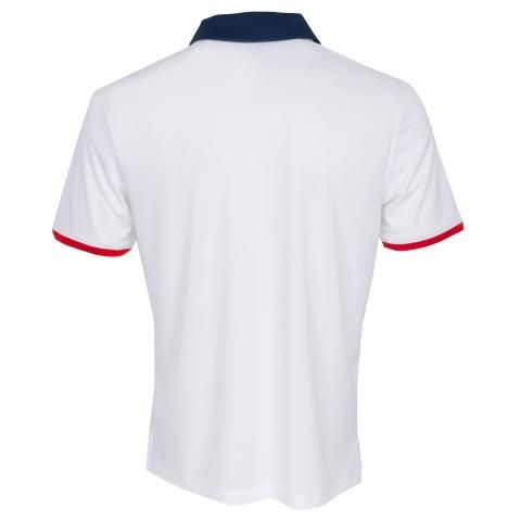 26d36ad2 adidas ClimaCool 2D Camo Stripe Polo Shirt White | Scottsdale Golf