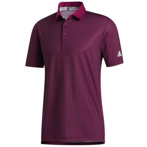 adidas Ultimate 365 Polo Shirt Power Berry