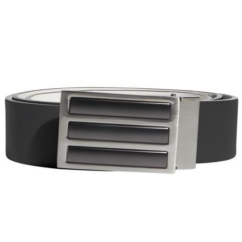 adidas 3-Stripes Tour Reversible Belt Black