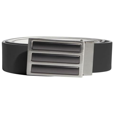 adidas 3-Stripes Tour Reversible Belt Grey Three