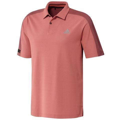 adidas Sport AeroReady Polo Shirt Flash Red/Black