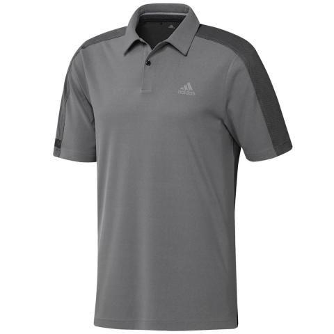adidas Sport AeroReady Polo Shirt Grey Three/Black