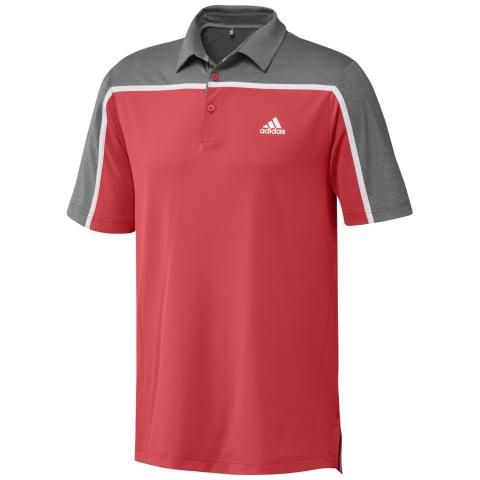 adidas Ultimate 365 3-Stripes Polo Shirt