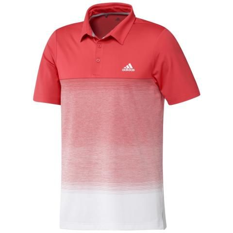adidas Ultimate 365 Print Polo Shirt