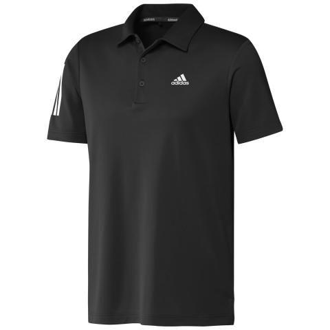 adidas Performance 3-Stripes Basic Polo Shirt