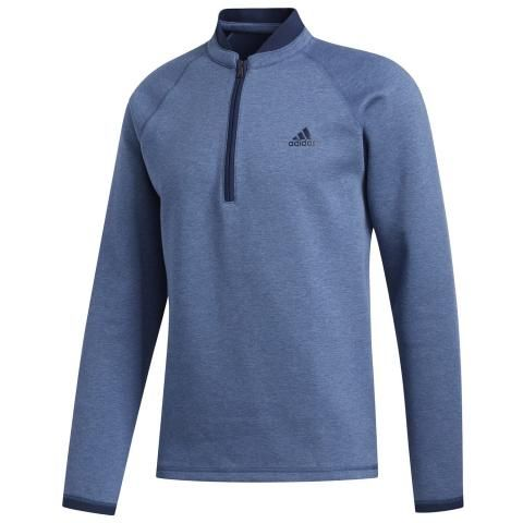 adidas Club Half Zip Sweater Trace Royal