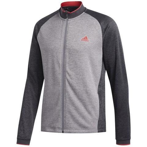 adidas Performance Midweight Full Zip Sweater