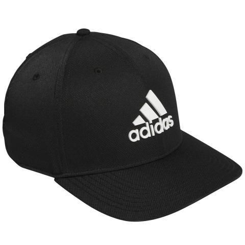 adidas Tour Snapback Baseball Cap Black