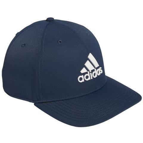 adidas Tour Snapback Baseball Cap Crew Navy