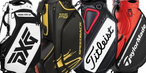 Get 10% OFF ANY Golf Bag