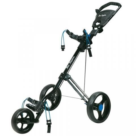 Ben Sayers D3 Golf Push Trolley Black