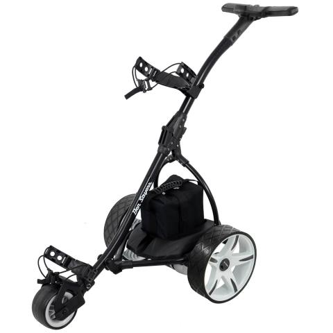 Ben Sayers Lead Acid Electric Golf Trolley with 6 Free Accessories worth £149.99