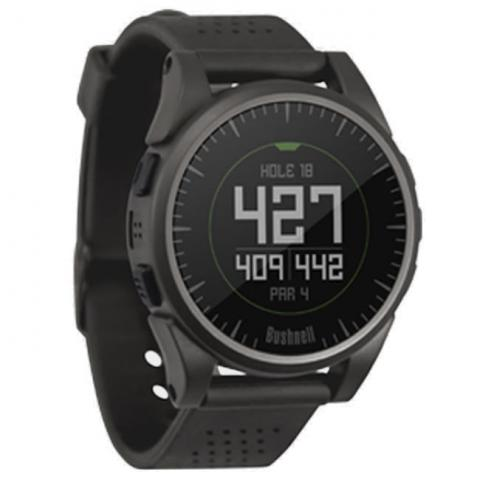Bushnell Neo Excel GPS Golf Watch Charcoal