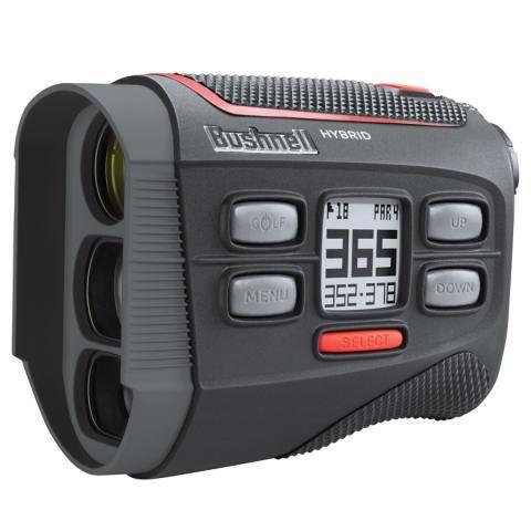 Bushnell Hybrid V2 Golf Laser Rangefinder Black