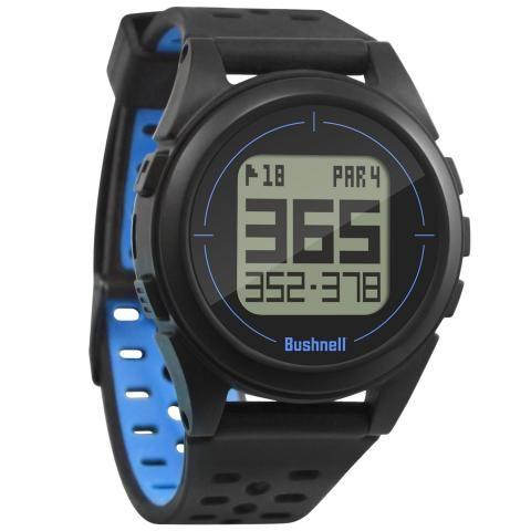 Bushnell Neo iON 2 GPS Golf Watch Black/Blue